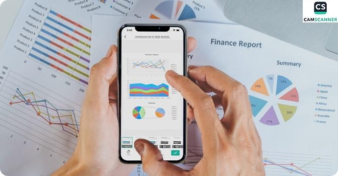 Every Financial Professional Needs A CamScanner